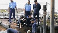 INS Sindurakshak explosion was due to leakage of oxygen from torpedo: CAG