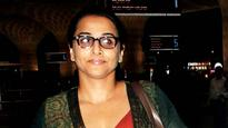 Producers of the Kamala Das biopic to take legal action against Vidya Balan?