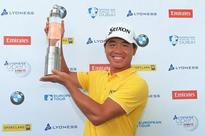 China's Wu wins second European Tour title