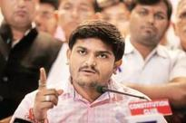 Hardik goes for fresh round of protests with 'chowk pe charcha'