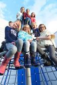 Mother Teresa School gets second playground