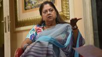 Vasundhara Raje's lakh lustre Jhunjhunu event