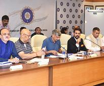 BCCI Selection Committee 87th Annual General Meeting in Mumbai