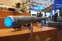India test fires Nag missile