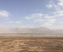 Defense Ministry releases first images of new Jordan border security fence