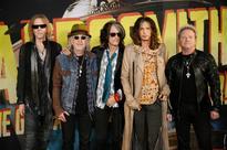 Aerosmith announces Europe 'farewell' tour