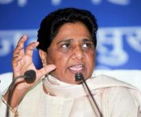 Mayawati attacks Parikkar for giving RSS the credit of Surgical Strikes
