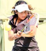 Rashmi upsets No 3 Sai Samitha