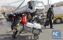Truce wobbles in water-rich valley near Damascus, following al-Qaida affiliates attack