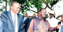 Uhuru woos Raila for State job
