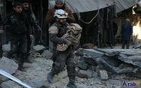 9 civilians killed in barrel bombs shelling in eastern Aleppo