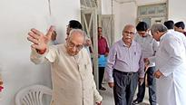 Vora vacates his official bungalow in Bhopal