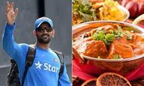 Cricketers & their favourite food