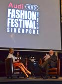 Ingrid Chua: One on One with Carolina Herrera in Singapore