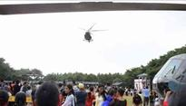 Shillong marks Air Force Day with Annual Air Festival
