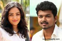 What is left for Nithya Menen in 'Thalapathy 61'&#63
