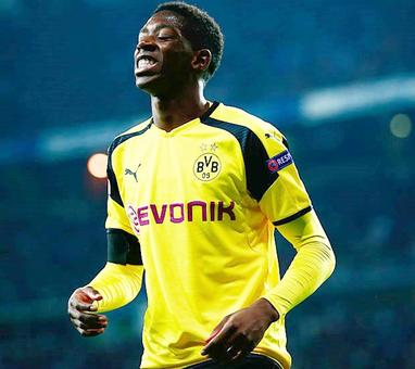 Football Roundup: Dortmund suspend Dembele