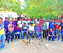 State Archery team named for Nationals