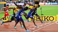 WATCH | World Athletics Championships: Usain Bolt bags first bronze as Justin Gatlin takes 100m gold
