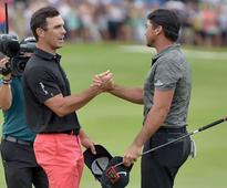 Horschel outduels Day to win Byron Nelson in playoff