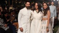 Lakme Fashion Week 2018: Shahid Kapoor and Mira Rajput turn showstoppers for Anita Dongre