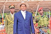 Museveni supports South Africa's ICC exit decision