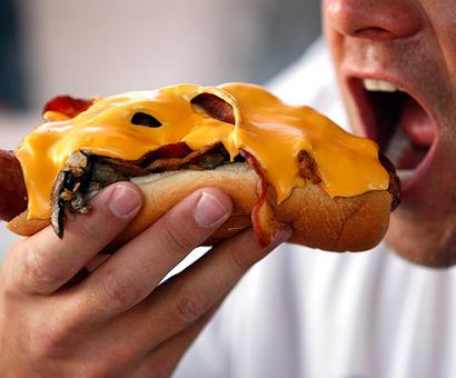 Cheese and meat are good for your teeth