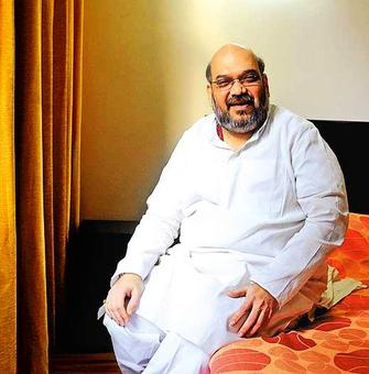 The secret meeting between Amit Shah, SP leader