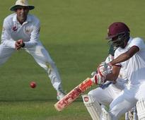 Brathwaite, Dowrich clinch away test win for West Indies