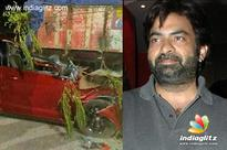 Ravi Teja's brother dies in gory accident