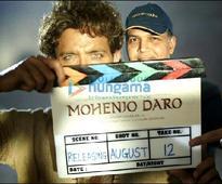 Check out Hrithik Roshan wraps shooting for Ashutosh Gowarikars Mohenjo Daro