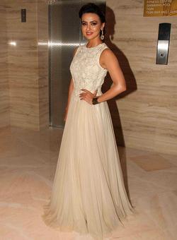 PIX: Sana Khan, Mughda Godse mingle