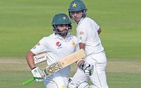 Cricket: Pakistan build commanding lead over Windies