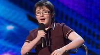 Jimmy Carr backs Britain's Got Talent's Jack Carroll for greatness