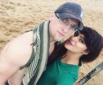 Aashka Goradia holidays with boyfriend and the couple looks smoking hot