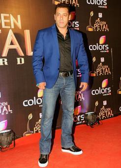 PIX: Salman Khan, Arjun Kapoor attend Golden Petal awards