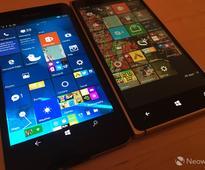 Microsoft Lumia 650 vs Nokia Lumia 830 comparison: metal frames for everyone