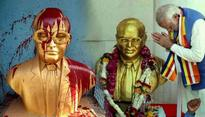 Why are BR Ambedkar's statues being defaced across the country?