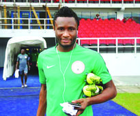 Mikel declares! Eagles will be at Russia 2018