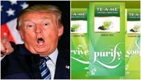 Why did an Indian firm just send Donald Trump a package with 6000 teabags of Assam green tea?