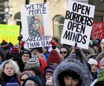 Amid Trump's visa ban, immigration woes, US varsities come calling
