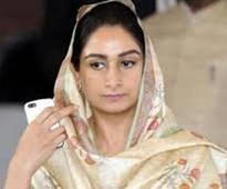 Harsimrat cautions about fraudsters duping people by using her name