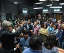 Amitabh Bachchan Wraps Shoot With an Emotional Message For Team Pink