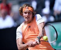 Zverev shrugs off German expectations at French Open