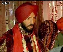 Yuvraj Singh marries Hazel Keech at Chandigarh