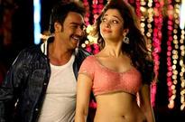 Ajay Devgn takes on a tiger for Himmatwala