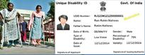 Govt plans to issue universal I-cards for differently-abled people