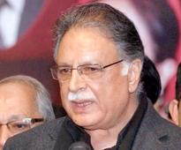 Imran Khan taking U-turn from his own demands: Pervez Rasheed