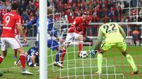 Ribery nets magical goal as Bayern return to the top of the Bundesliga