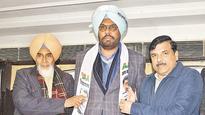 Aam aadmi vs two rajas in 2017 assembly polls: AAP